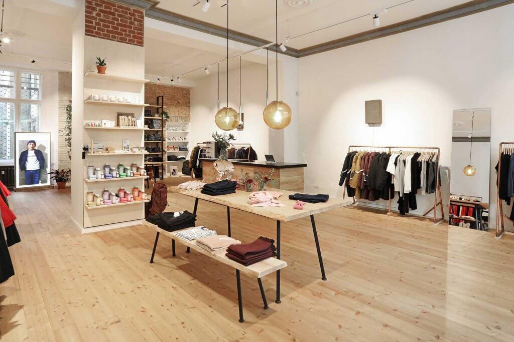 LOVECO Shop in Schöneberg zeigt wie Digitalisierung und stationärer Handel zusammenpasst