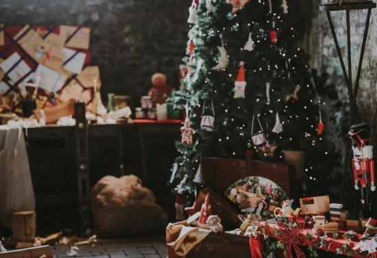 Nachhaltige Weihnachten und Upcycling Baumschmuck