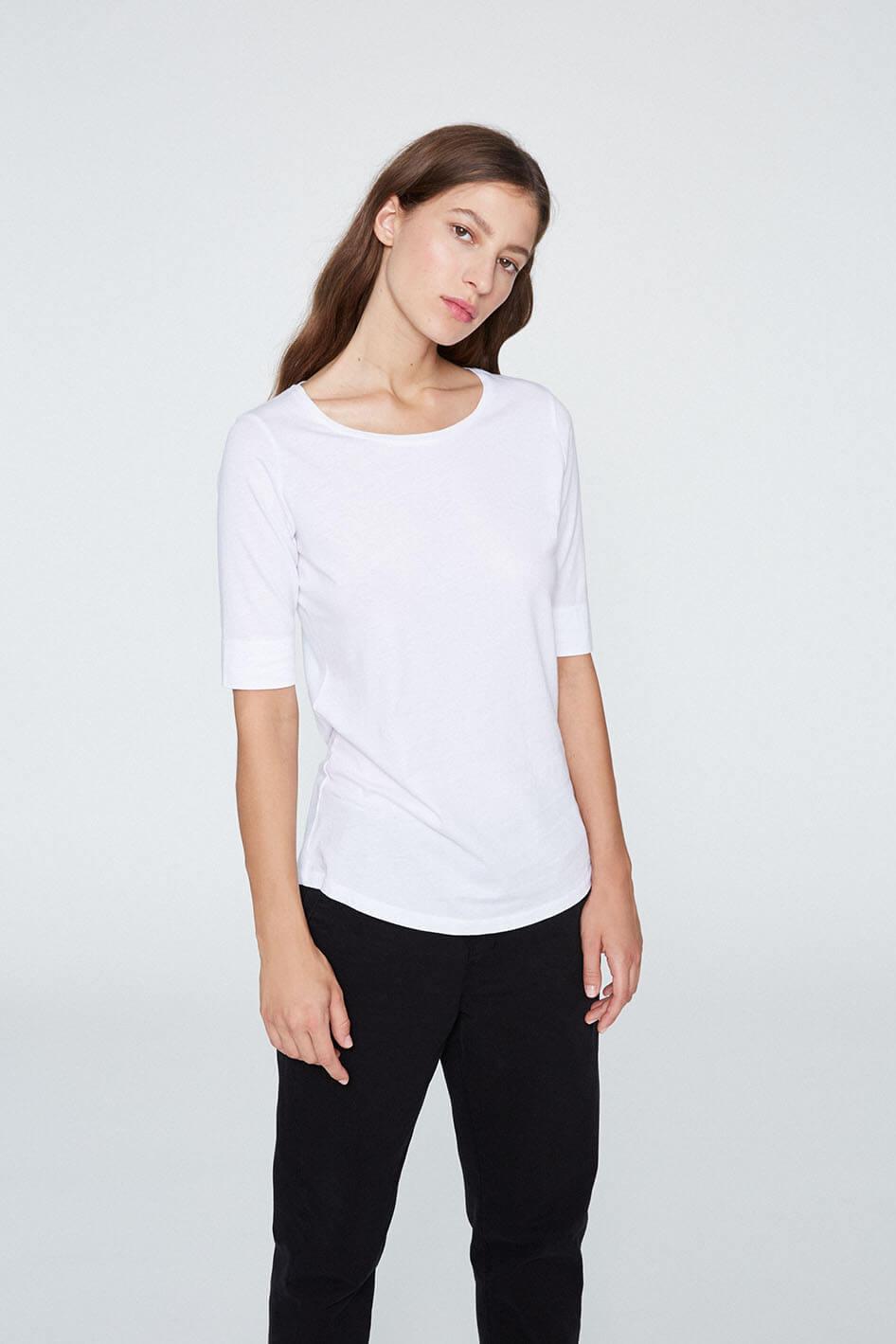 T-Shirt Jannaa Weiss from LOVECO
