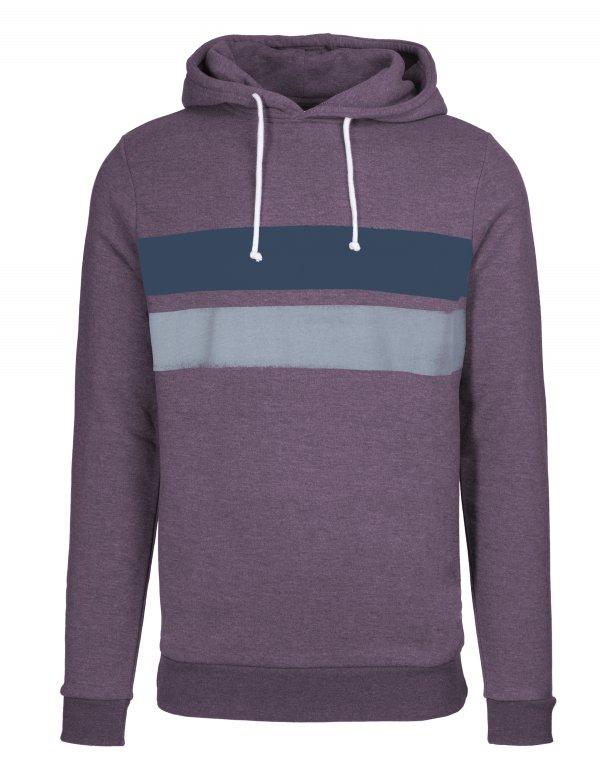 armedangels-hoodie-leontwostripes-darkplummelange