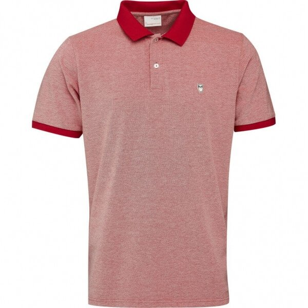 Bild-KnowledgeCottonApparelPolo-Red-001