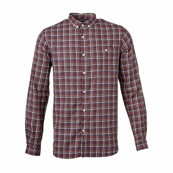 Small Checked Flannel Shirt