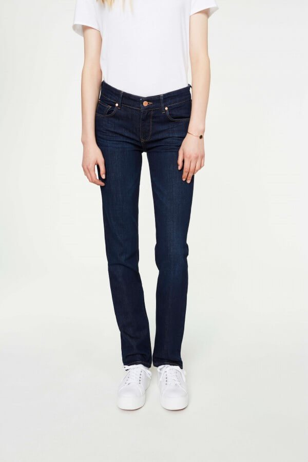 JEANS LUMA STRAIGHT FIT BLAU