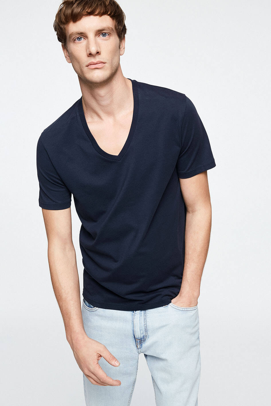 T-Shirt Chaarlie Blau from LOVECO