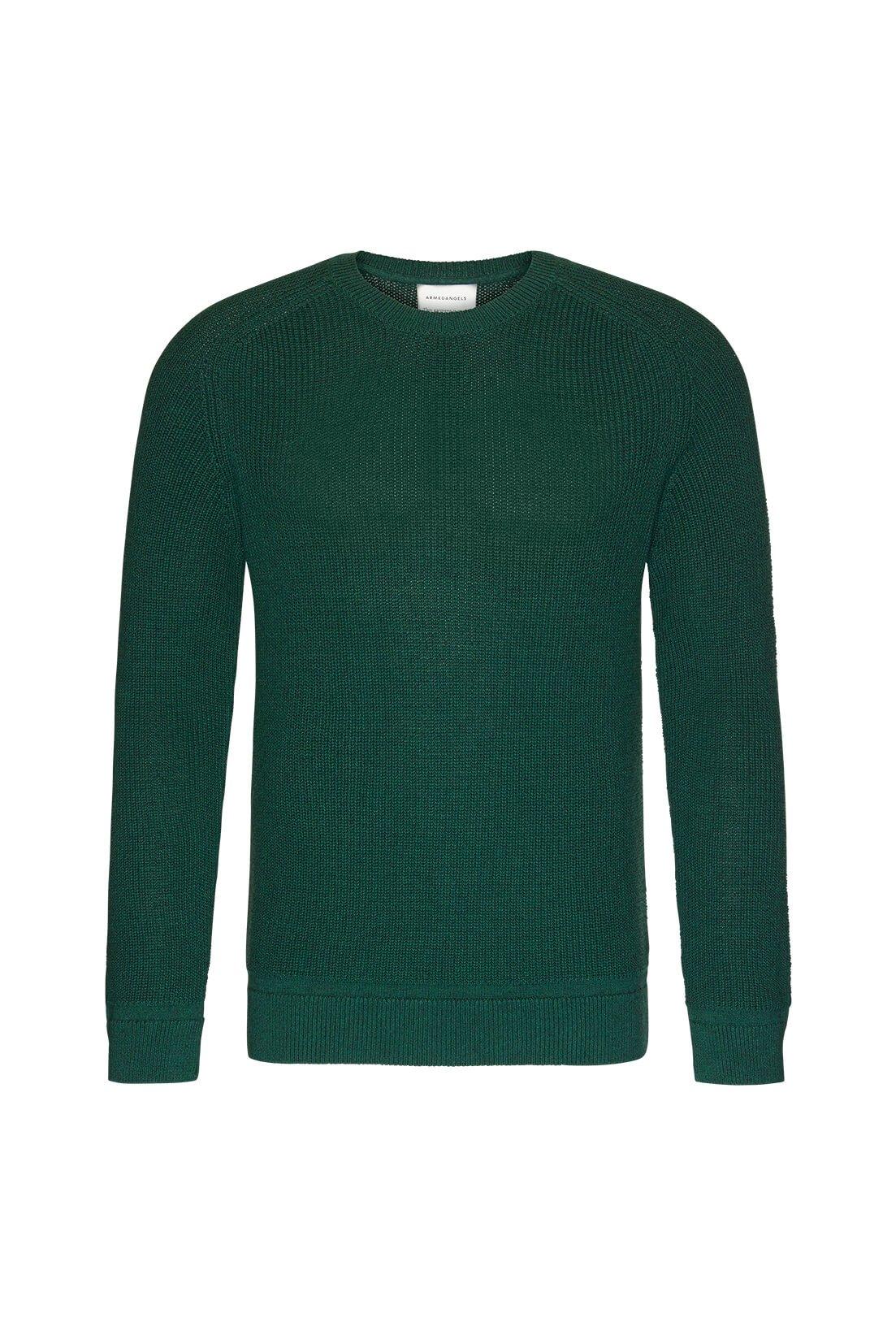 Pullover Aandri Grün from LOVECO