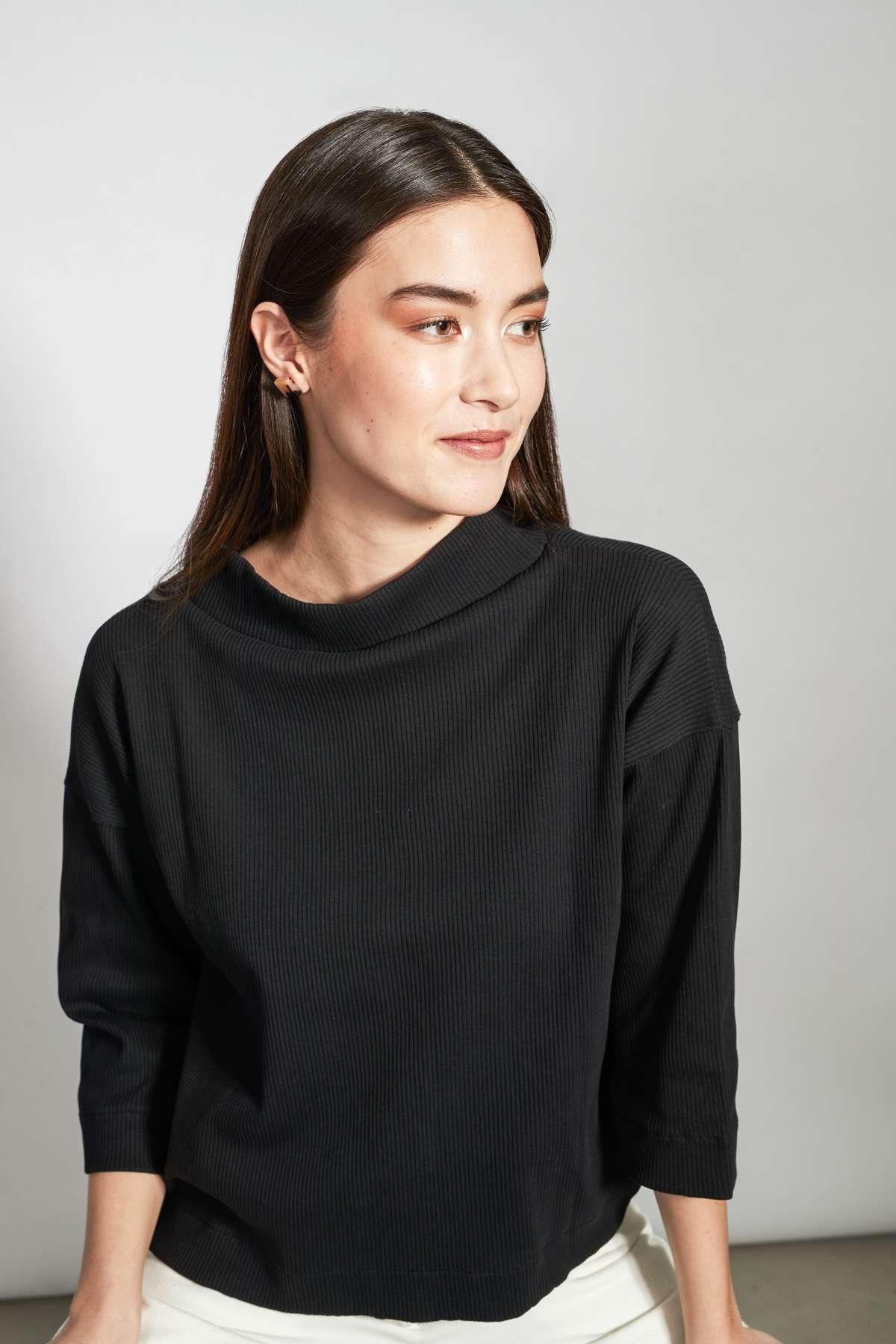 Pullover Kallisto Schwarz