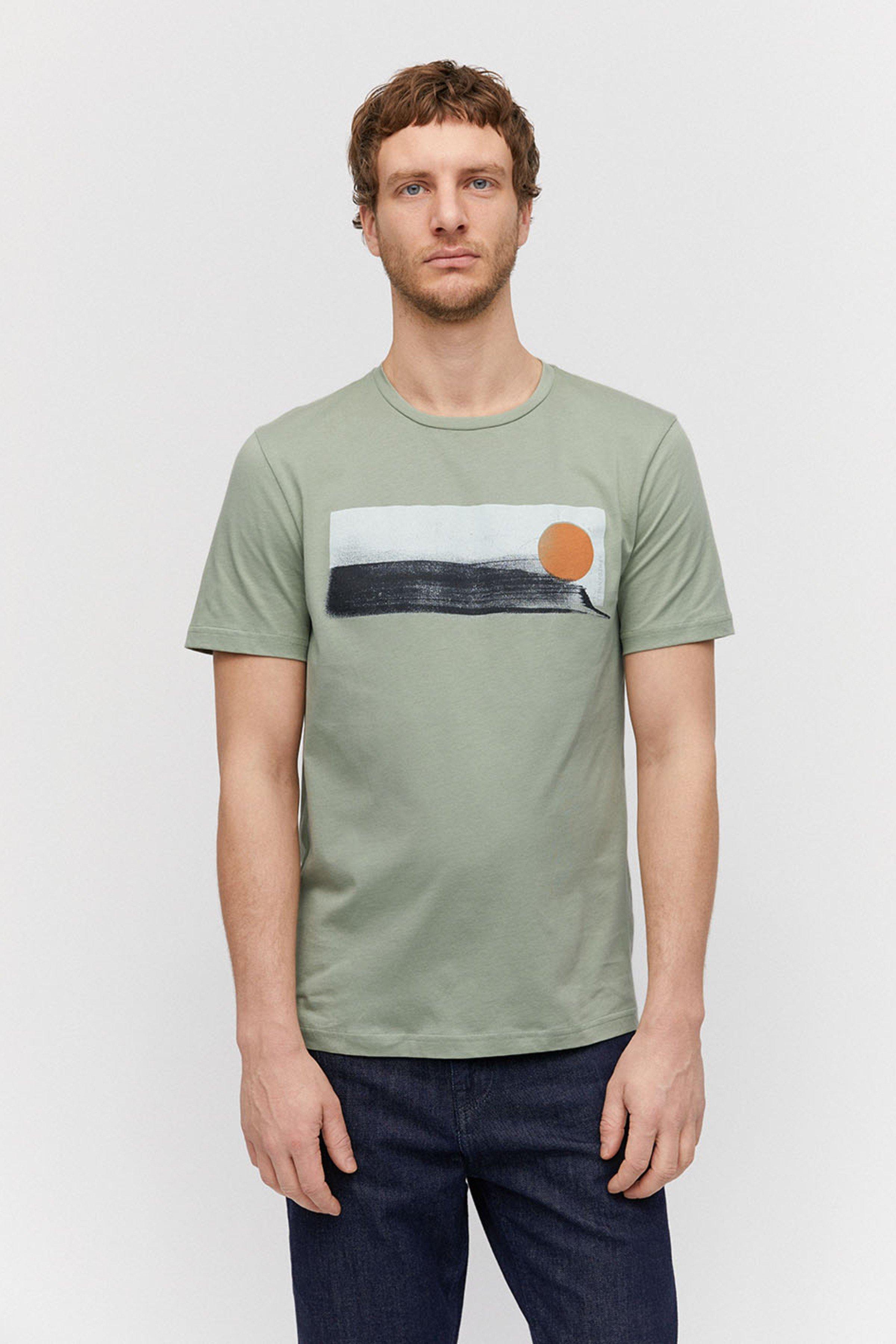 T-Shirt Jaames Beach Grün
