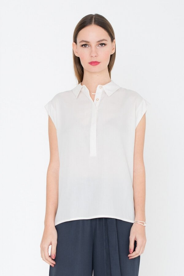 BLOUSE TULAY OFF WHITE