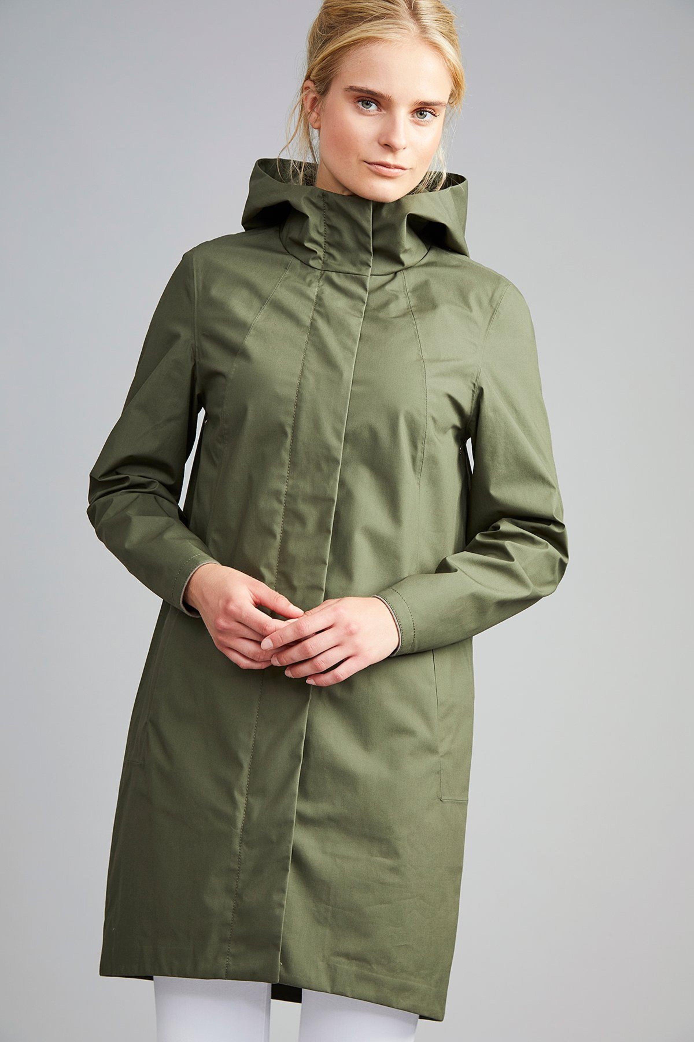 Mantel Risana Grün