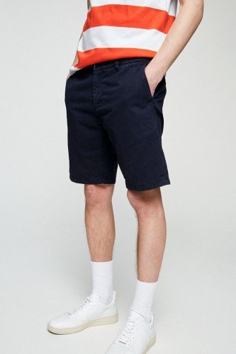 Shorts Brucaa Dark Navy
