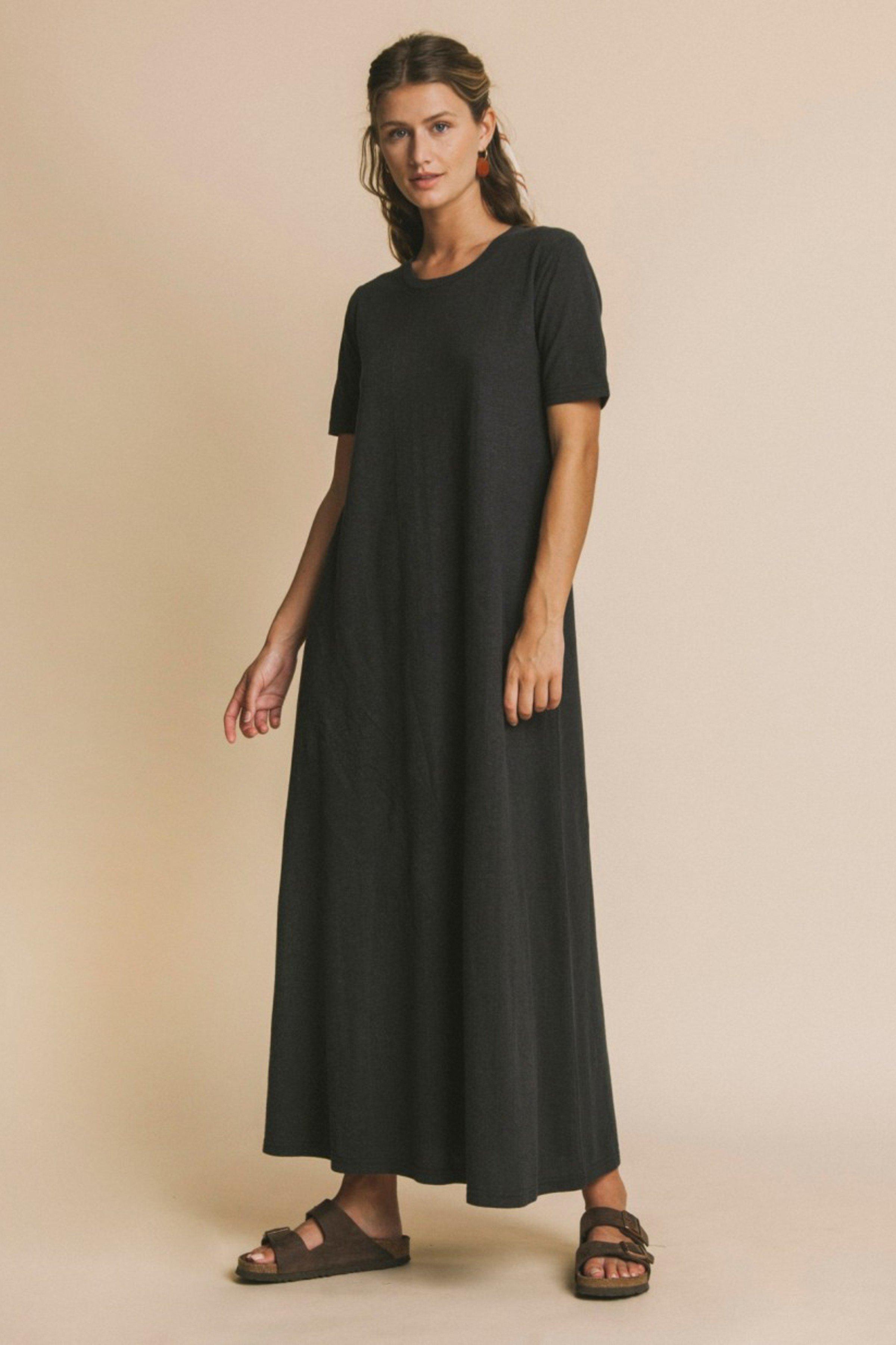 Kleid Oueme Grau