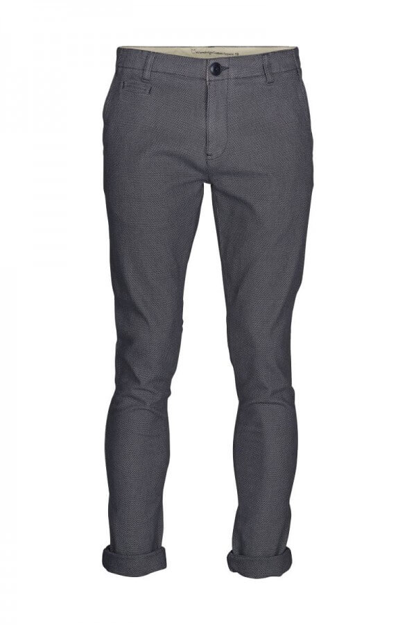 KnowledgeCotton Apparel CHINO STRETCHED MONUMENT LOV12398 2