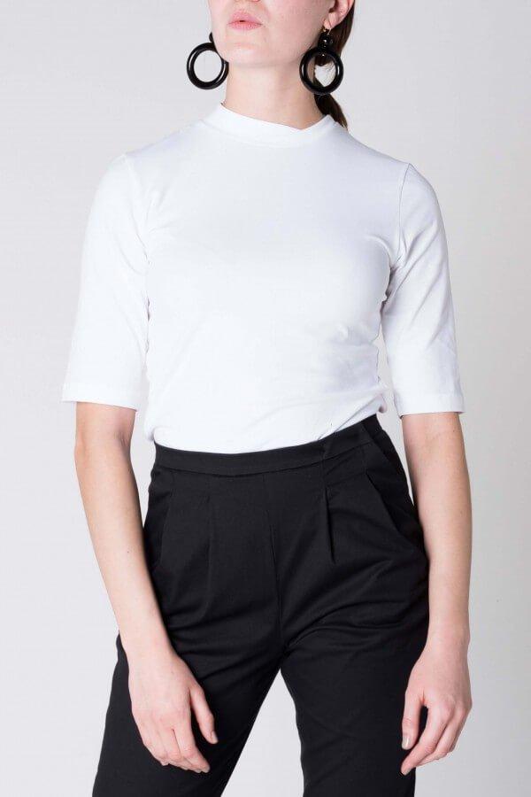 JAN 'N JUNE T-SHIRT NINA WHITE LOV12550 1
