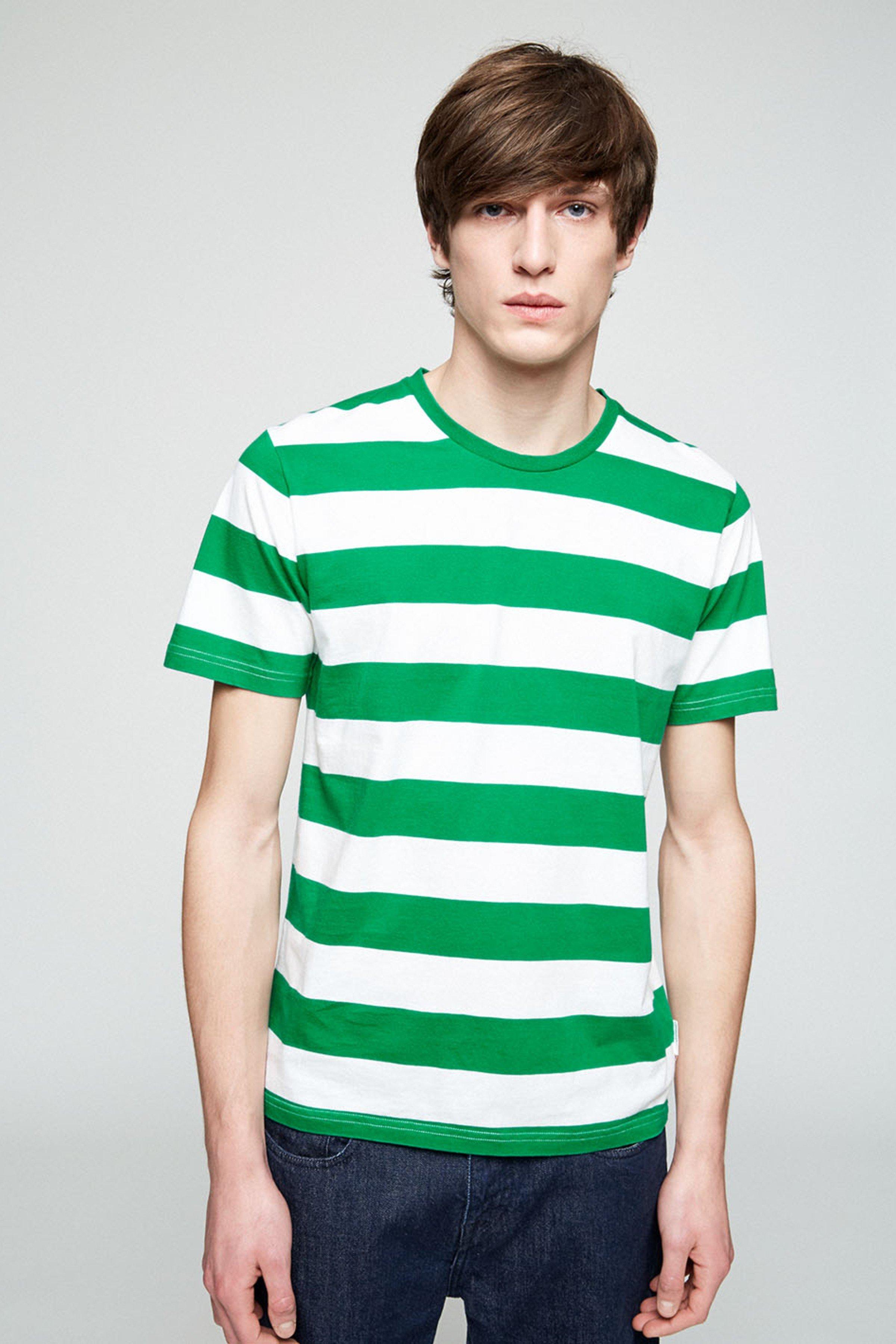T-Shirt Enaas Basil Grün from LOVECO