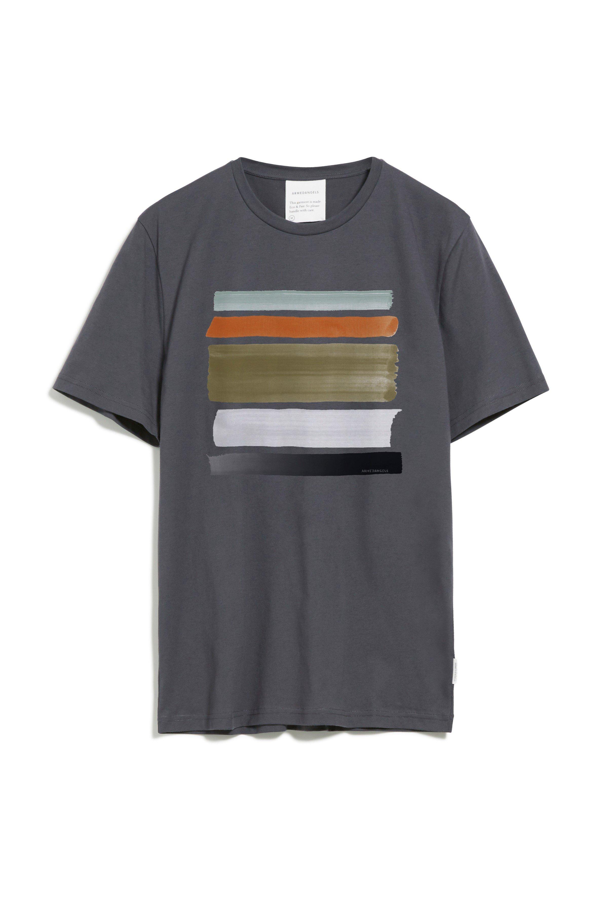 T-Shirt Jaames Strokes Grau