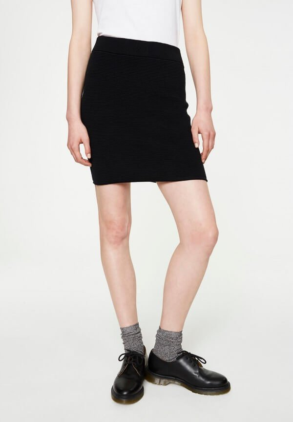 Skirt Enid Black