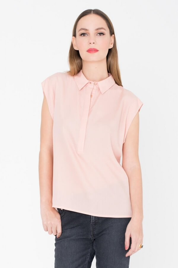BLOUSE TULAY ROSE