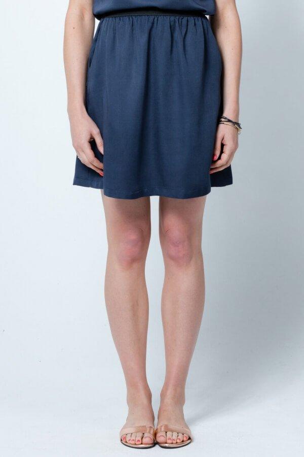 Skirt Kingfisher Dark Blue