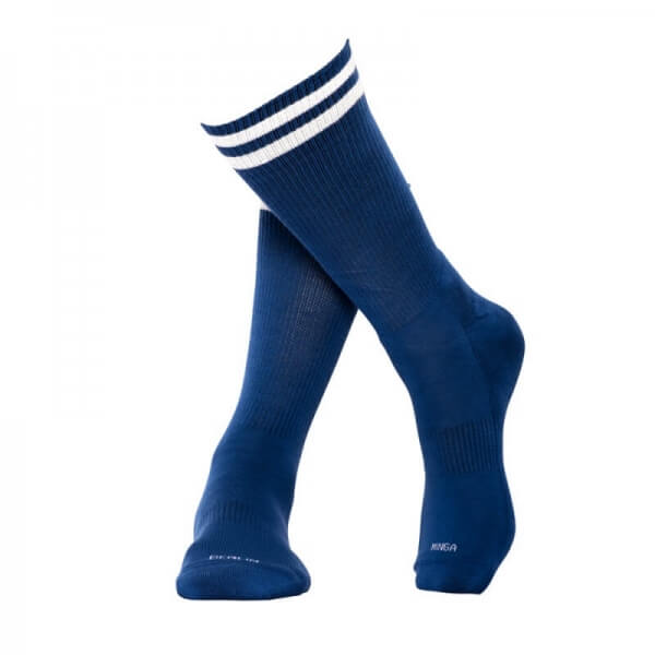 mingaberlin-socks-athletic-navywhitestripes