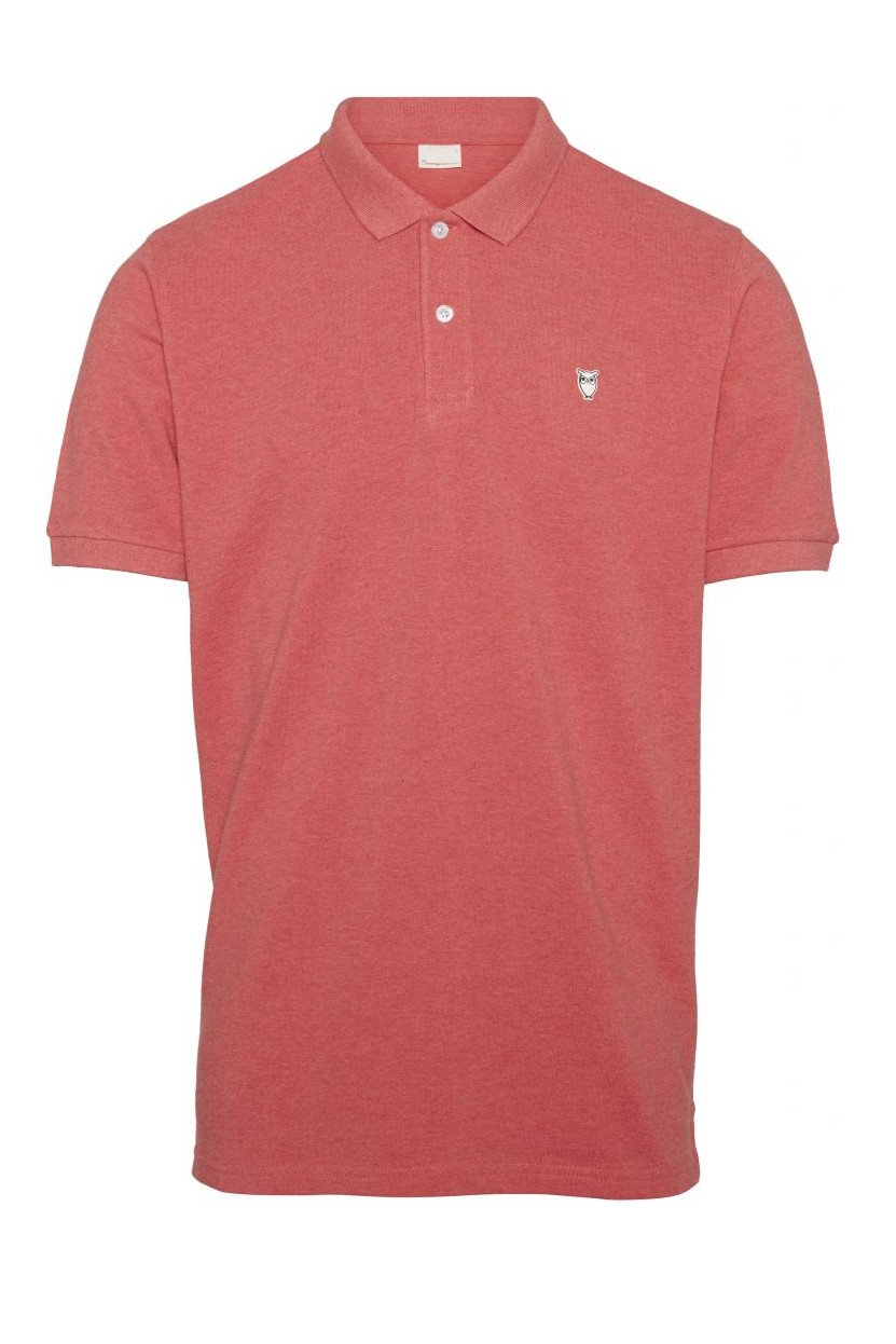 Poloshirt Pique Rot from LOVECO
