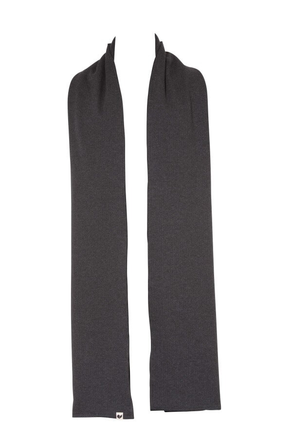 SCARF OLAF ANTHRACITE