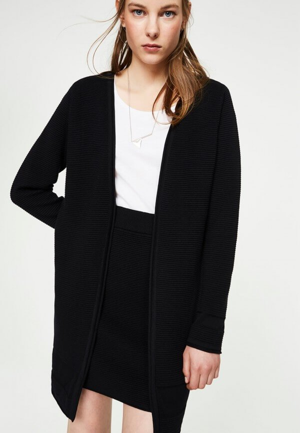 Cardigan Lusa Black