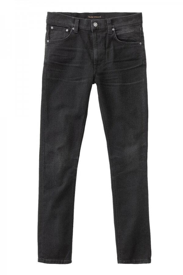 Nudie Jeans JEANS LEAN DEAN AUTHENTIC SCHWARZ LOV12983 2
