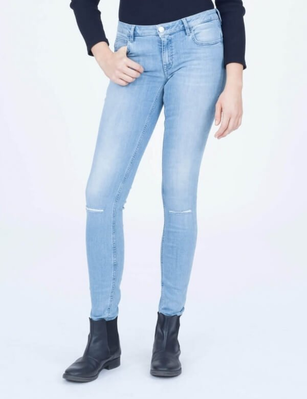 JEANS VICTORIA LACEY