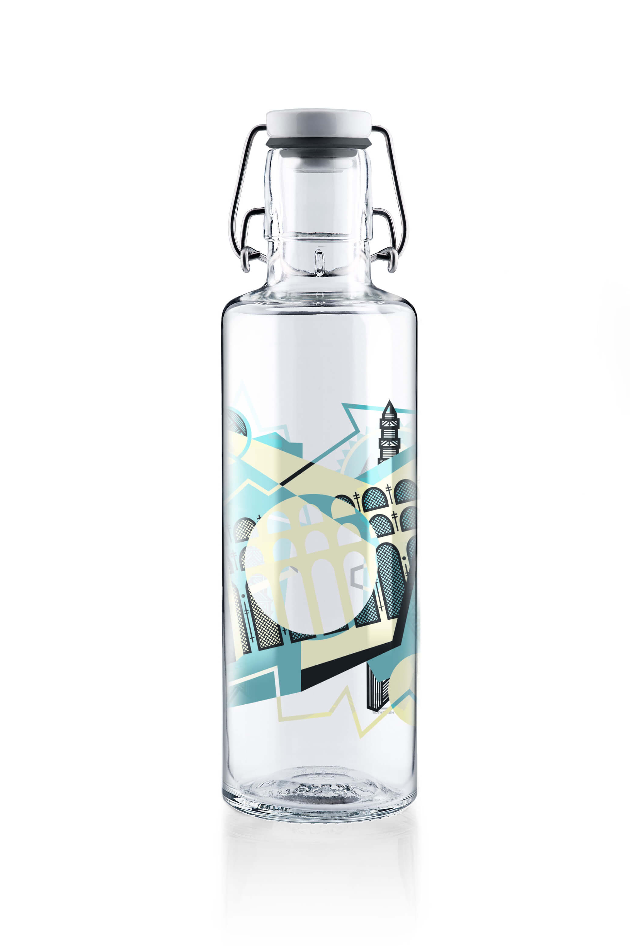 Trinkflasche Aquädukt 0,6L from LOVECO