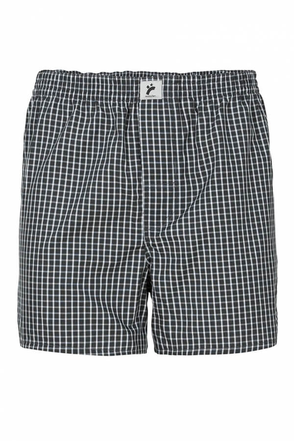 recolution-boxershorts-checked-bw