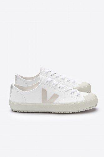 Sneaker Nova Canvas Pierre Weiß