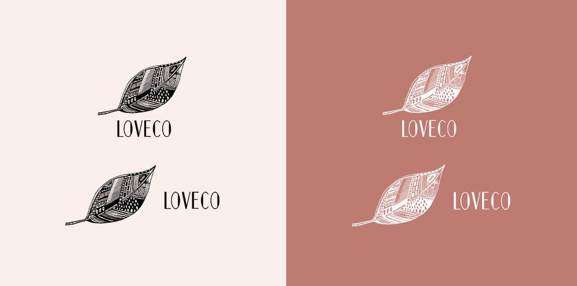 LOVECO Logos