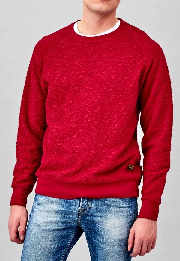 Kings of Indigo PULLOVER BALDWIN CHILI PEPPER LOV11291 1