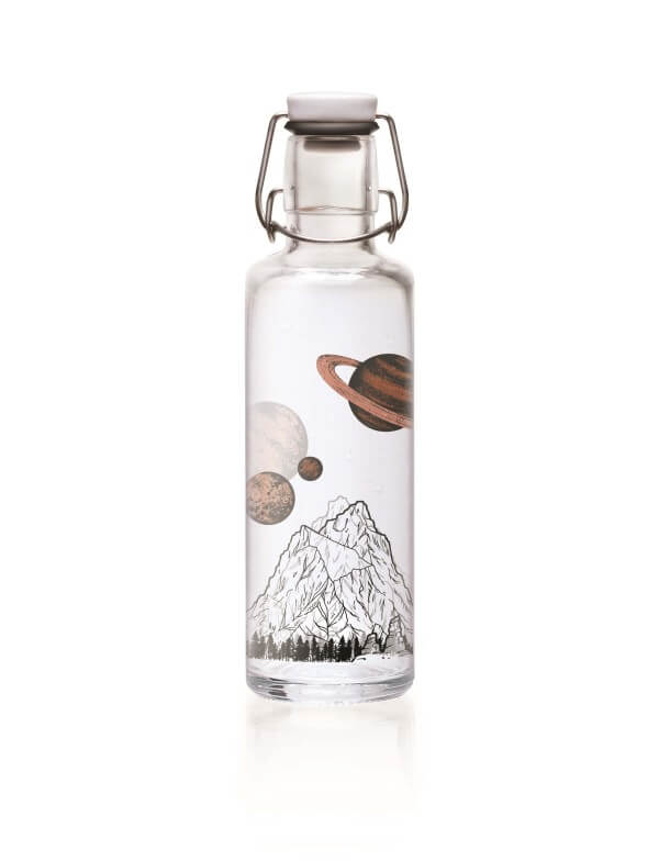 soulbottles TRINKFLASCHE THE SKY IS NOT THE LIMIT 0,6l LOV11575 1