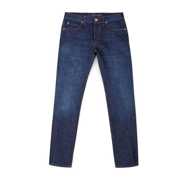 Jeans Mens Slim Straight Cloud