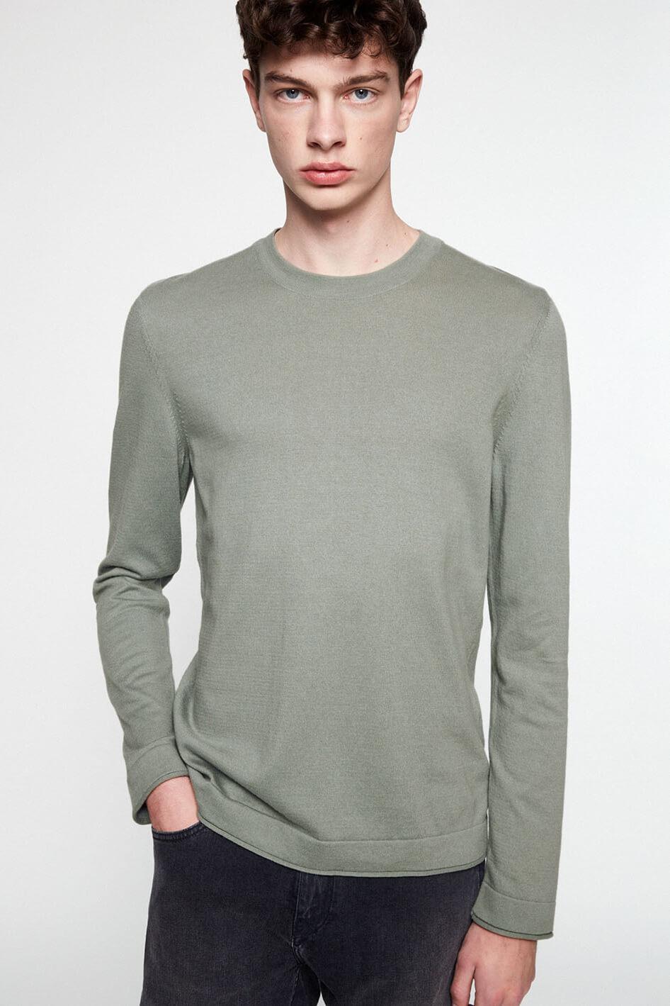 Pullover Laado Grün from LOVECO