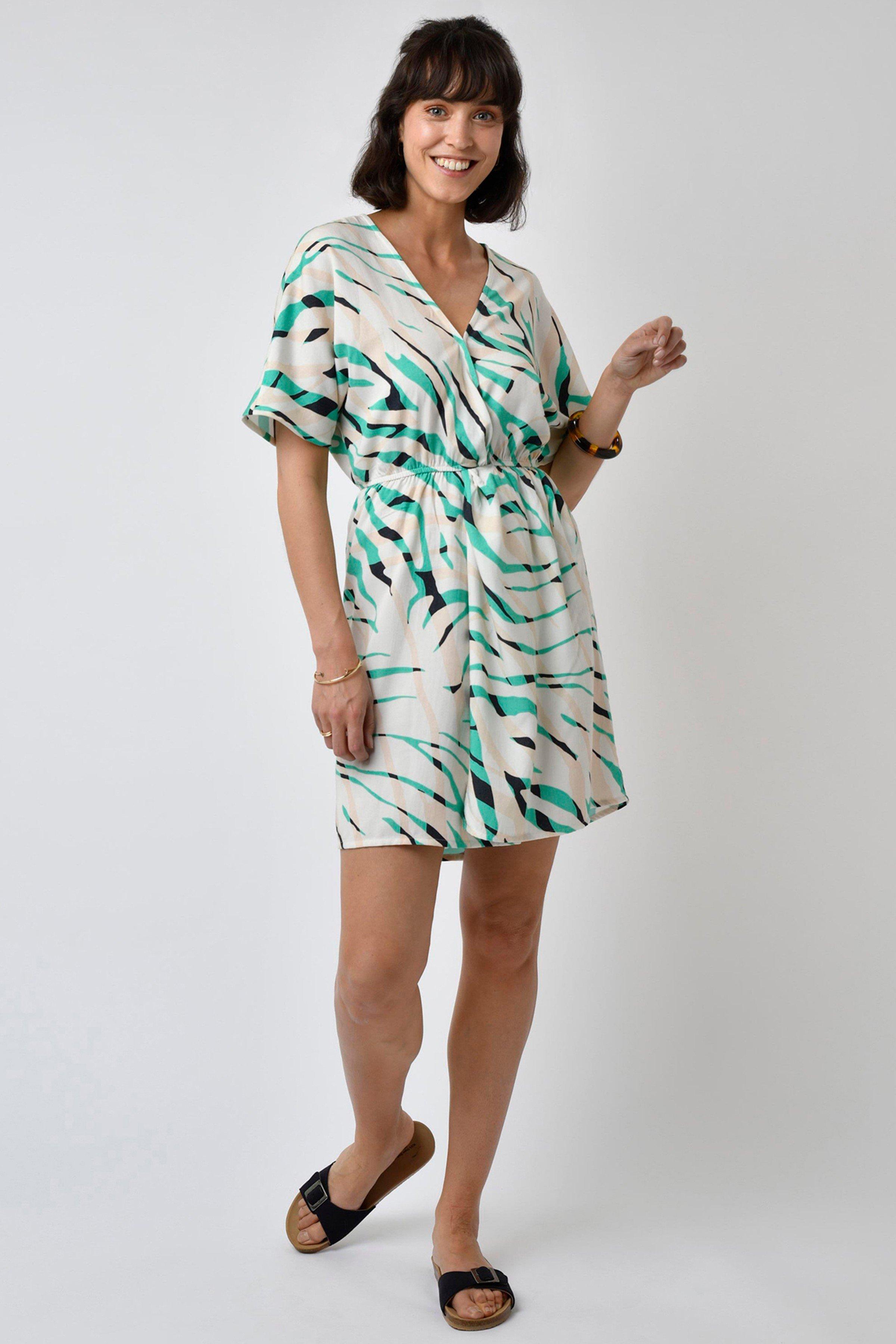 Kleid Erica Grün