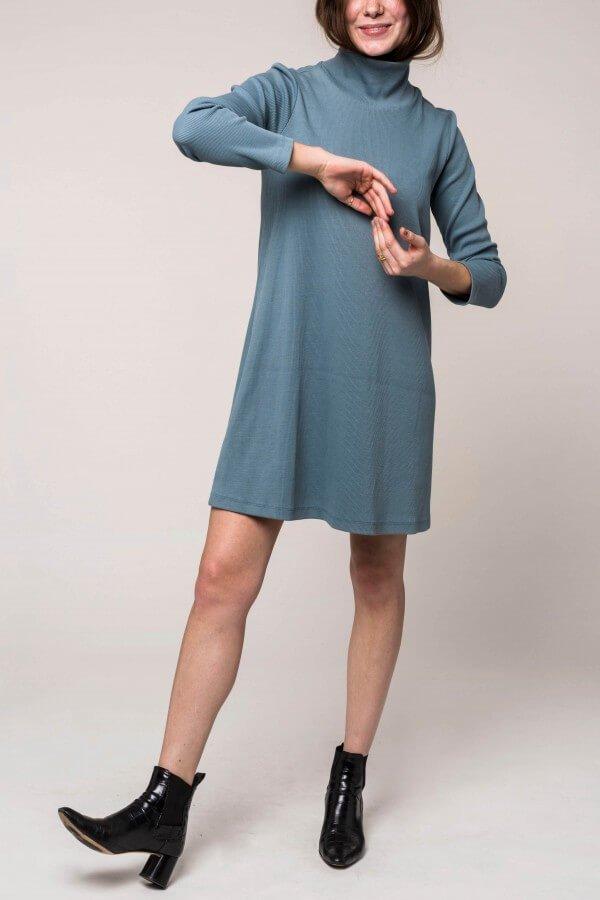 Dress Toulouse Hellblau