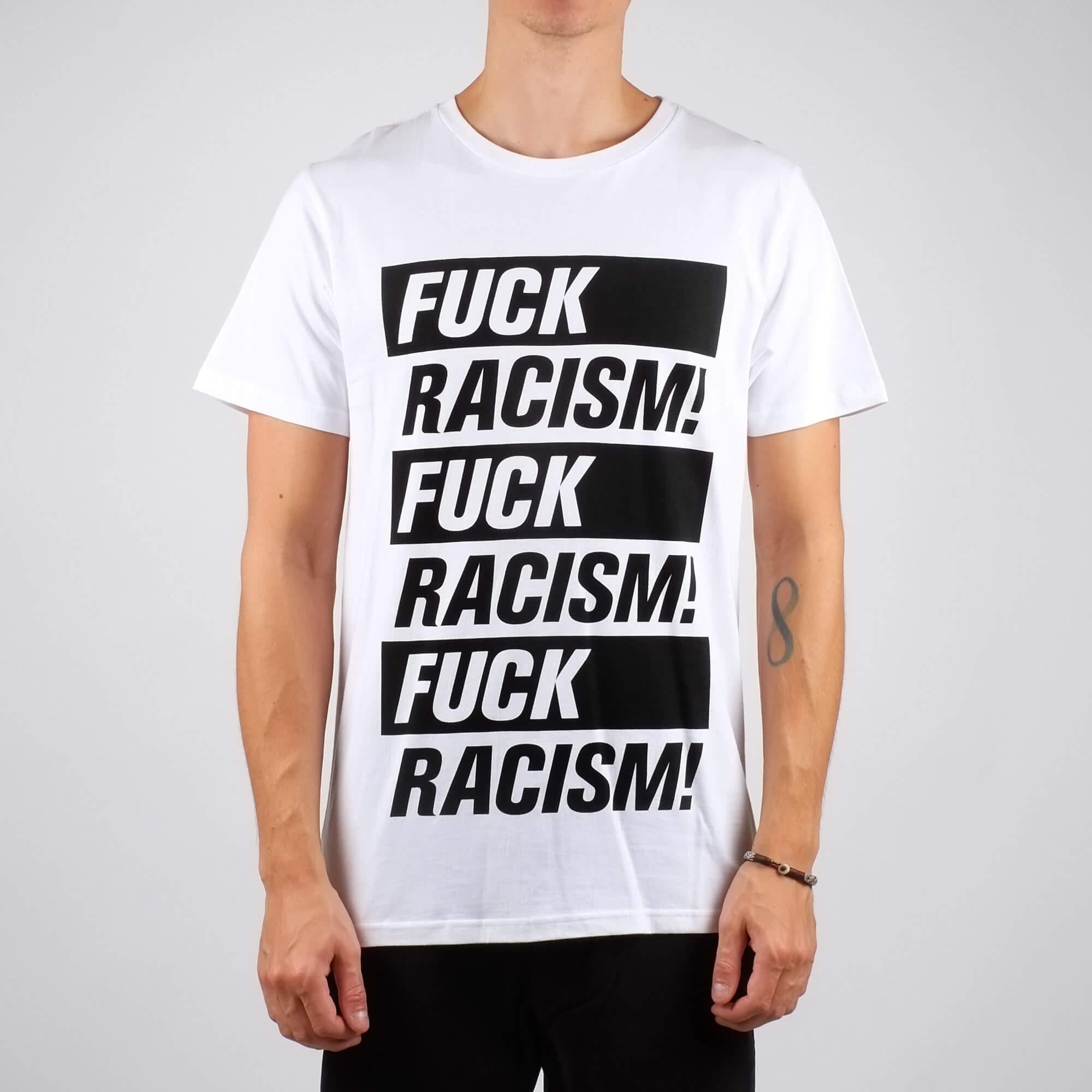 Shop racist