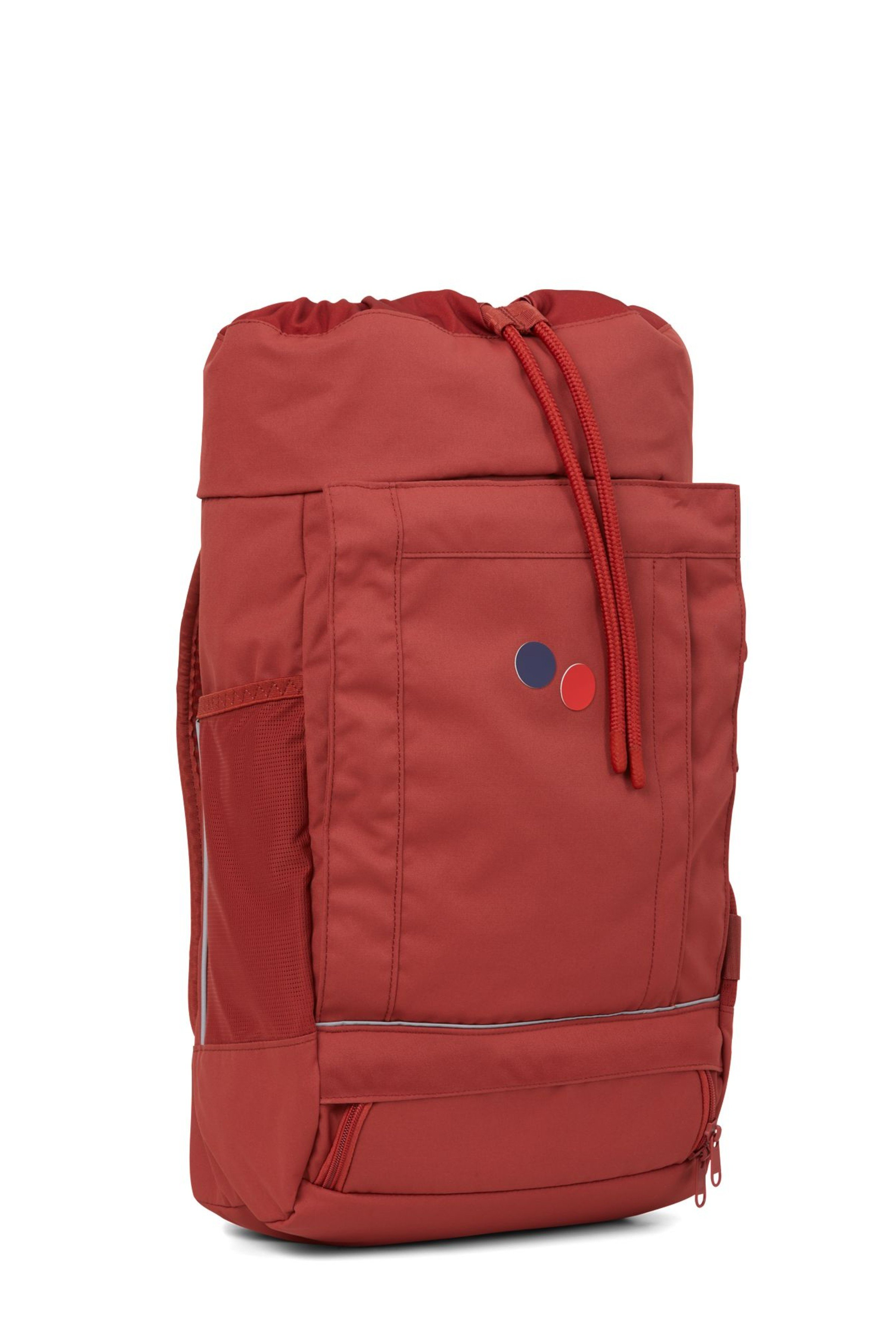 Rucksack Blok Medium Blur Red from LOVECO