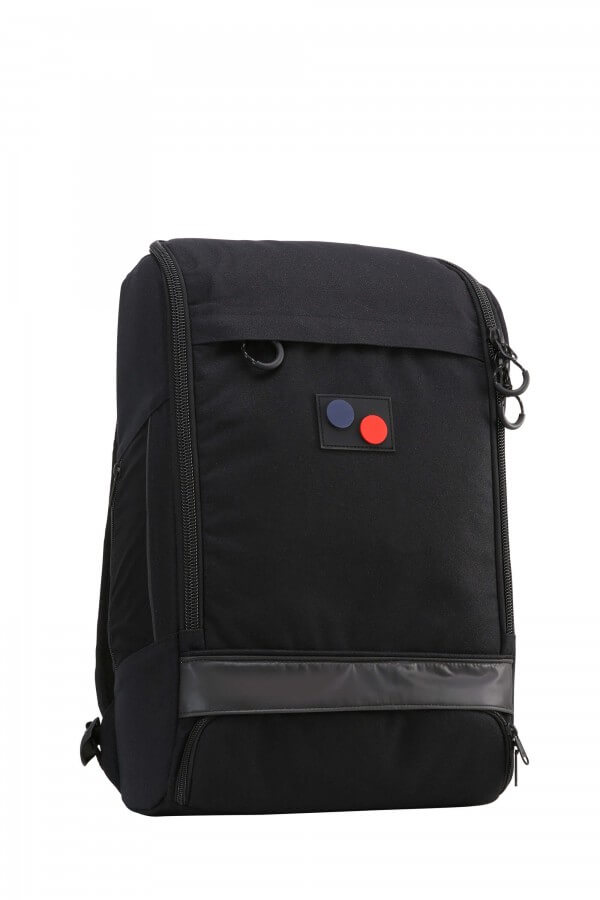 Rucksack Cubik Large Licorice Black Bold