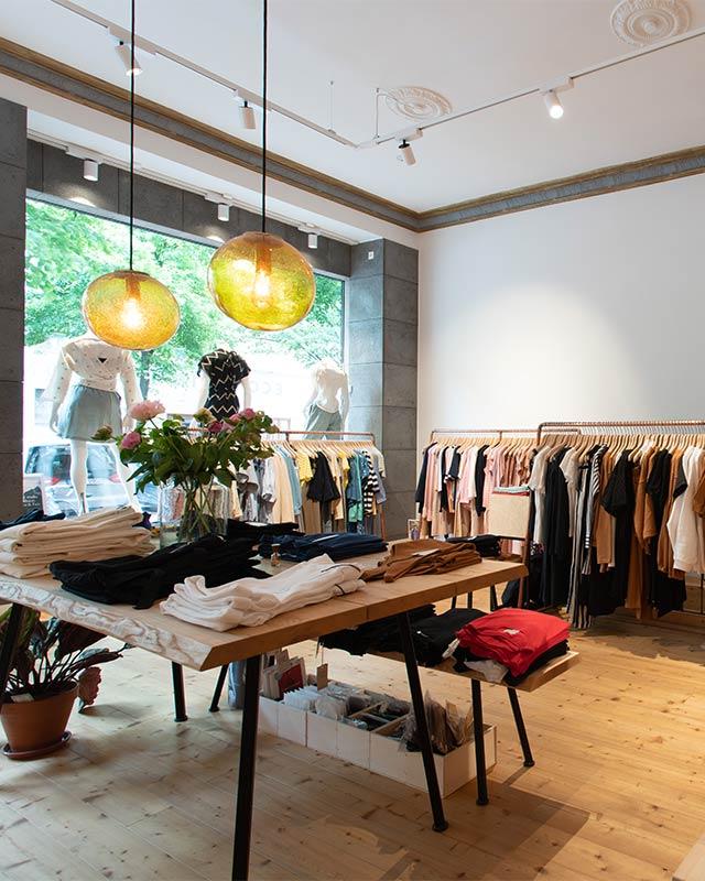 Fair Fashion & nachhaltige Mode in Berlin
