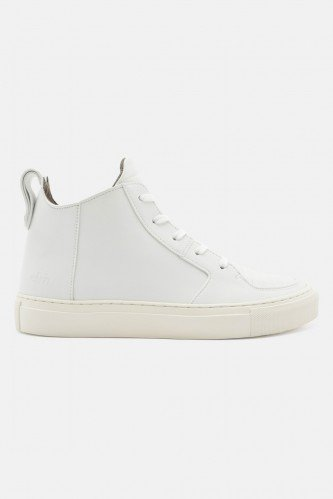 Sneaker Argan Mid Weiss
