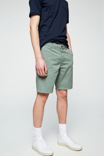 Shorts Brucaa Chinois Grün