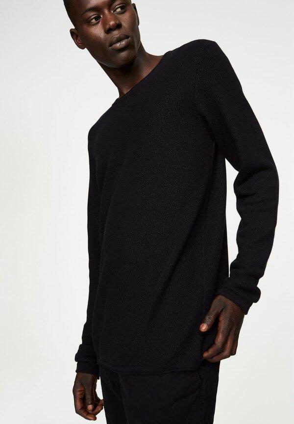 Pullover Davide Black