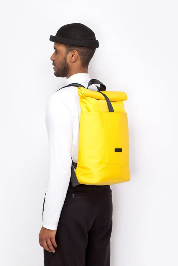 Ucon Acrobatics BACKPACK HAJO STEALTH YELLOW LOV12119 1