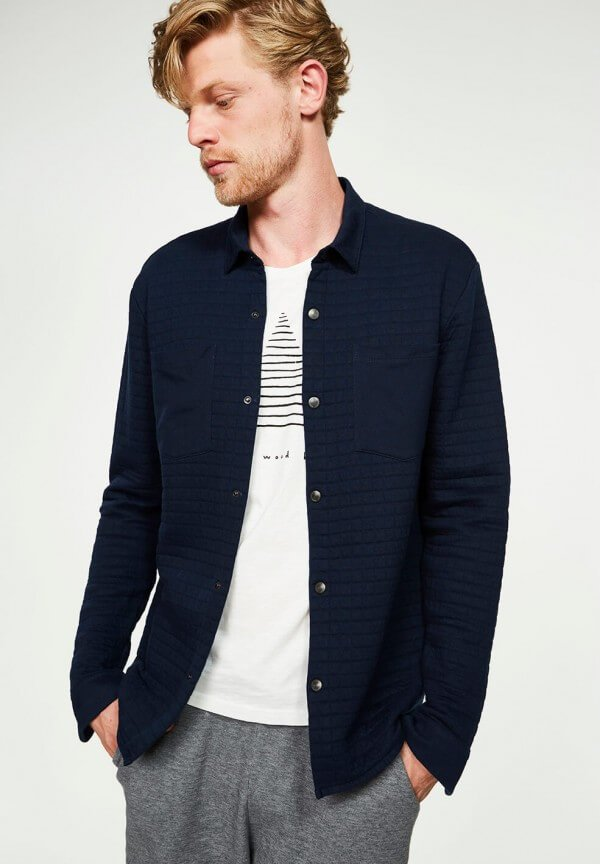Overshirt Jacket Noah Navy