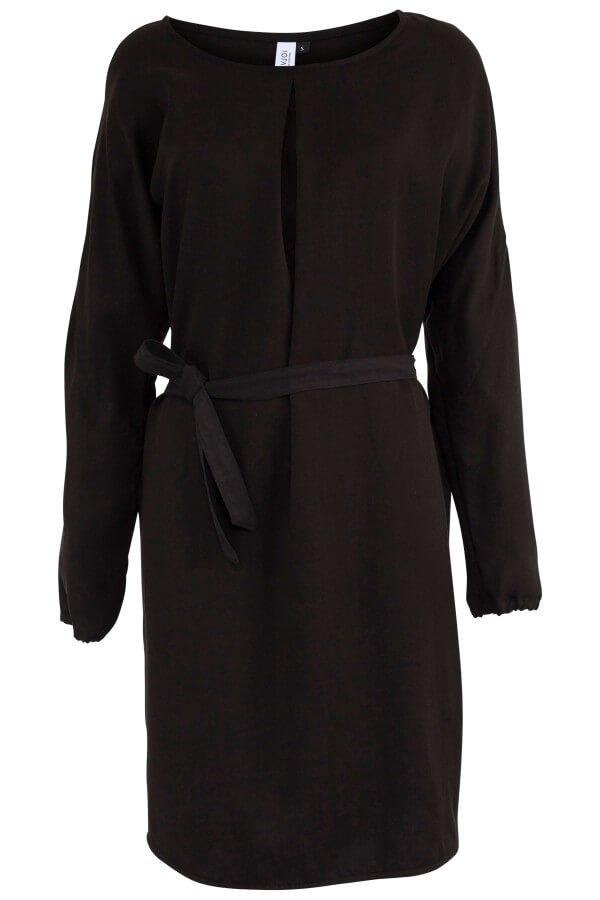 LOVJOI DRESS LASILA BLACK LOV12641 1
