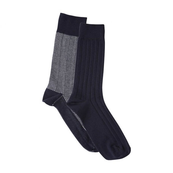 knowledgecottonapparel-socks-fine-navy