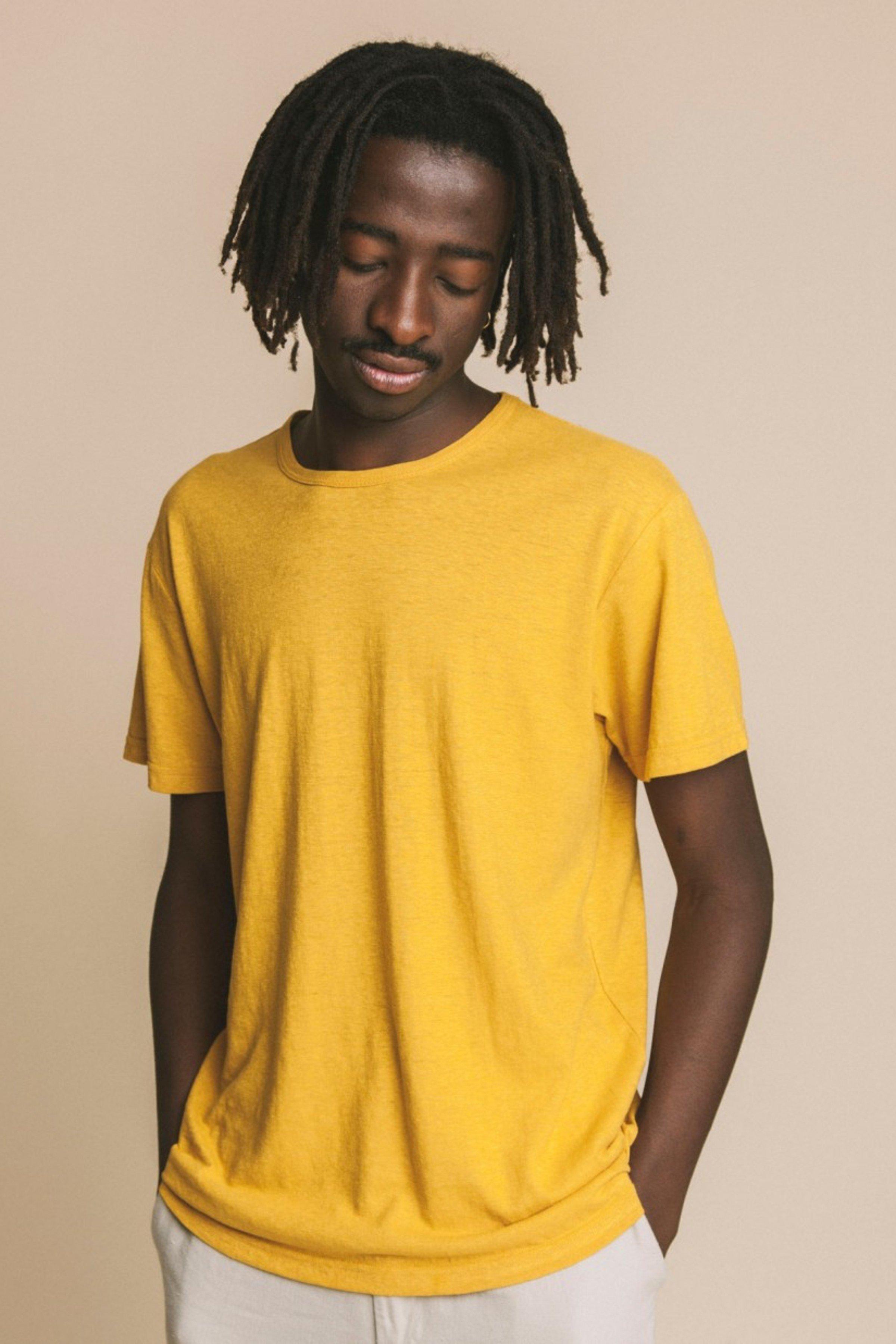 T-Shirt Hanf (mehrere Farben)